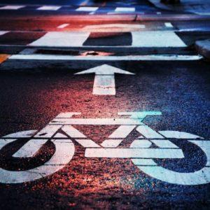 commuter bike lane